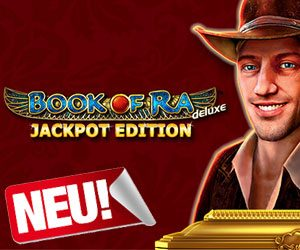 book of ra jackpot edition logo neu