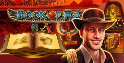 book of ra bild